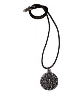 Comissa cross pendant (3.3 cms.)