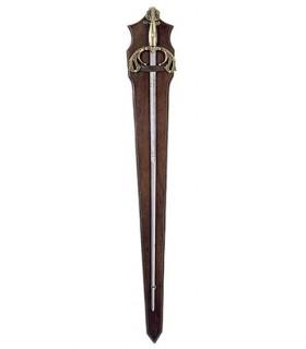 Rapier sword and board