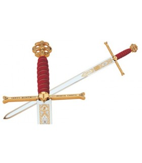 Catholic Monarchs Claymore Gold