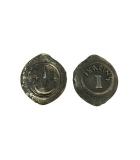 Currency Semisse (6 cms.)