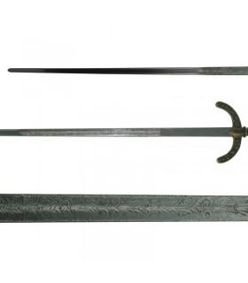 Espada Italian, s. XVII (106 cms.)