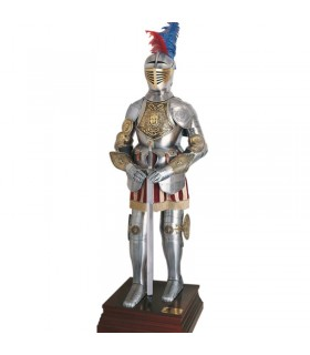 Armor sixteenth century chiseled