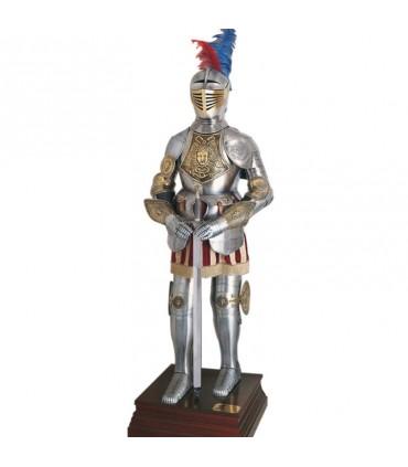 Armor sixteenth century carved