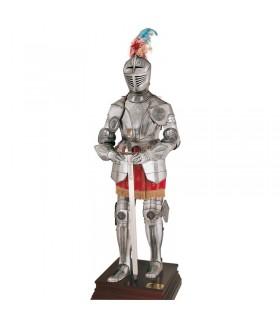 Armor sixteenth century recorded