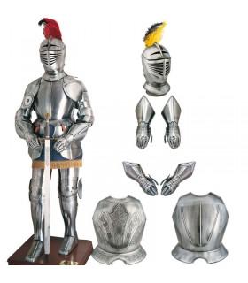 Smooth XVI century warrior helmet