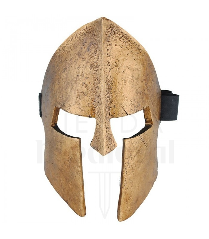 Spartan Mask Masks Characterization Accessories