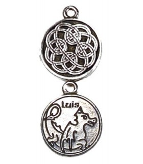 Astrology pendant Celta Luis