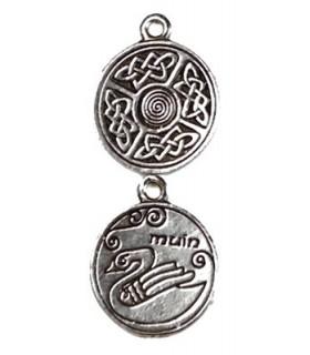 Pendant Celtic Astrology Muin