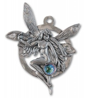 Friendship pendant Elf