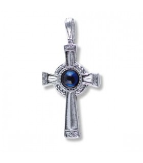 Celtic cross pendant 2