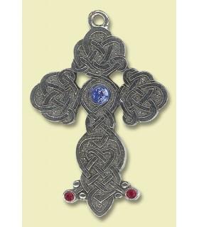 Celtic cross pendant Geneva