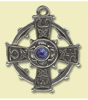 Raith Gras Cross Pendant Celtic