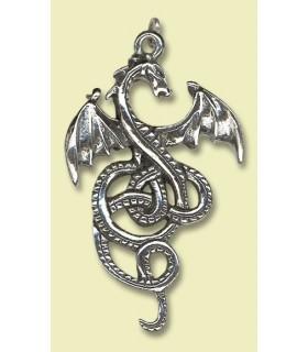 Pendant Celtic Dragon Nidhogg