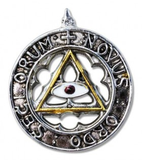 Pendant Templar Order of the Ages