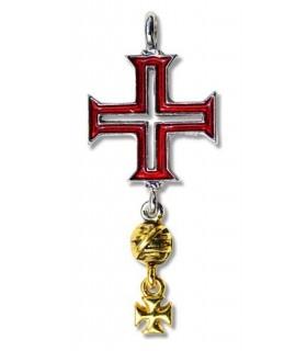 Tomar Templar Cross Pendant