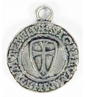 Pendant Templar seal 1