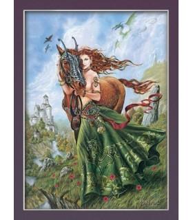 Poster Rhiannon (30 x 40.5 cm)