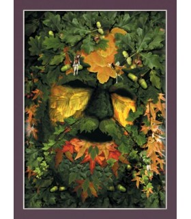 Gren Man Poster (30 x 40.5 cm)