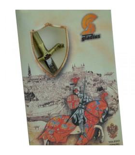Miniespada Crusaders