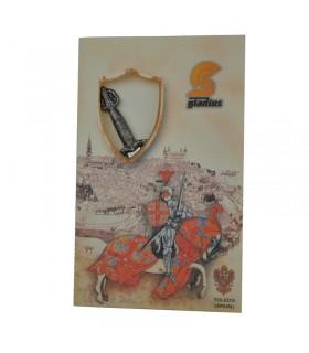 Miniature Tizona del Cid