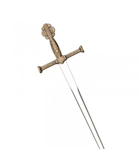 Catholic Kings Letter Opener