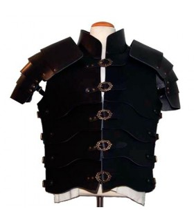 Armor Caudillo in leather