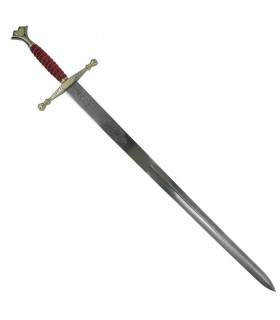 Carlos V sword Claymore