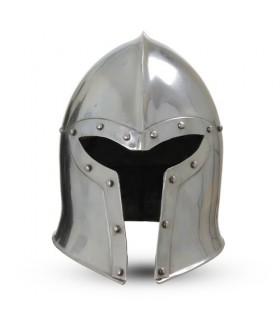 medieval Barbuta