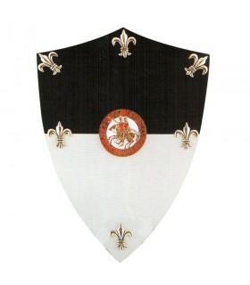 Miniescudo Templar