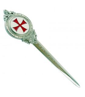 Templar Cross Letter Opener