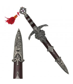 Robin Hood dagger with sheath