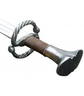 Renaissance sword Katzbalger