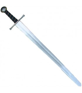 Functional Romanesque one hand sword