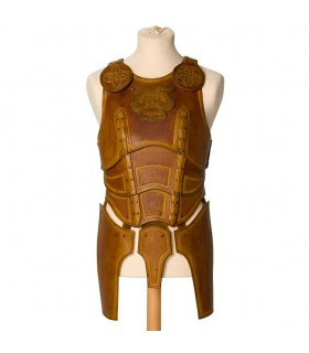 Medieval Leather Armor King