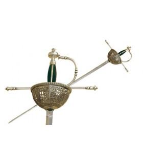Spanish sword Tizona Calada