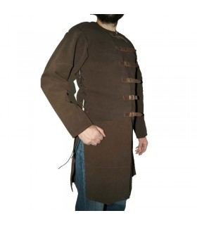 Leather Gambeson