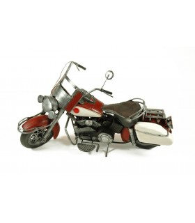 Miniature old bike