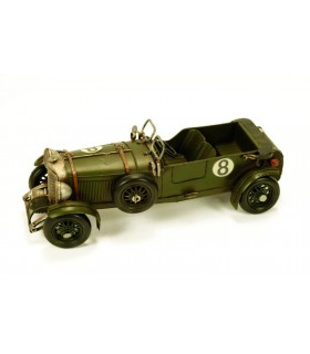 Old miniature race car