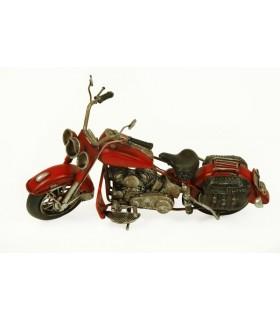 Miniature Harley Davidson metal