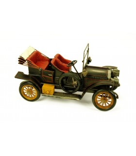Miniature antique car