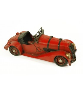Miniature antique car convertible