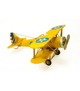 Yellow Plane World War