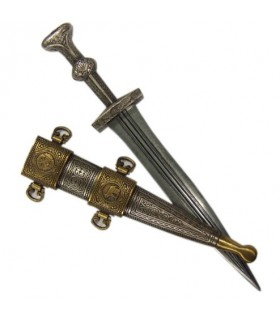 Roman dagger from the time of Julius Caesar (I century BC)