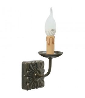 Apply rosette forging