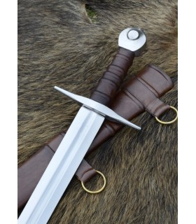 Sir William Marshall Sword with scabbard, functional