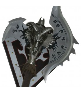 Axe King Lich King, 120 cms.