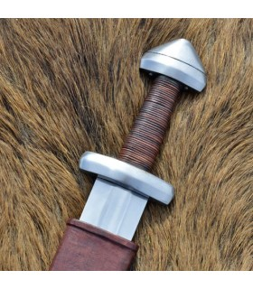 Torshov Viking Sword with scabbard