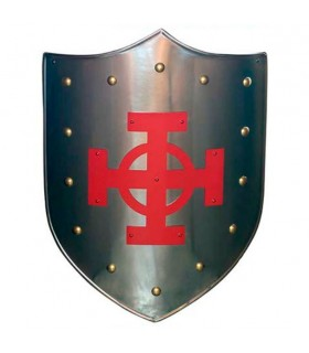 Celtic Cross Red Coat