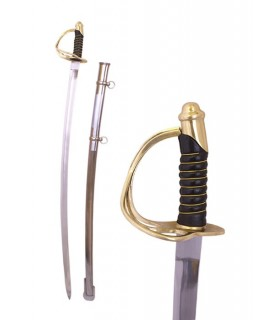 US cavalry saber model 1860