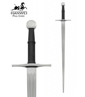 Albrecht training sword, hand and half